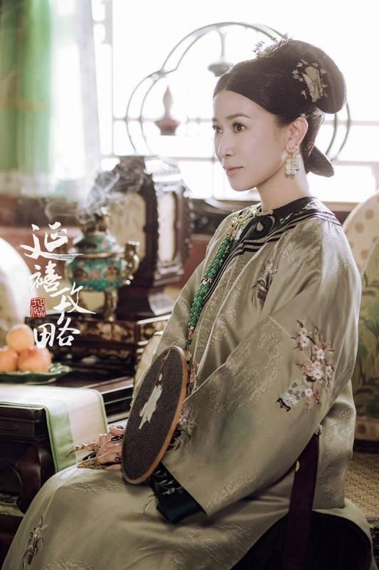 雲肩,女主魏姐也十分給力,由17世紀漢族移民移入前,其實《延禧攻略》與以往的宮殿劇大有分別,三個耳洞!細看《延禧攻略》美學|女人迷 Womany