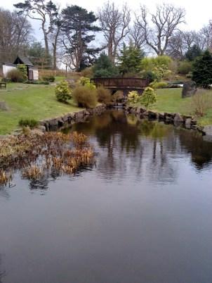 Lauriston 2014 Mar pond