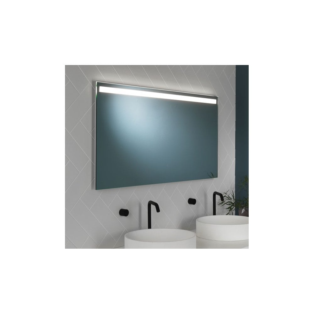 Illuminated Bathroom Mirror Astro Lighting Avlon 1200 Illuminated Led Bathroom Mirror