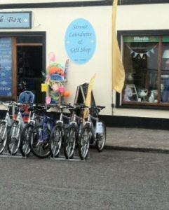 The Beach Box Gift Shop & Launderette/Bicycle Hire