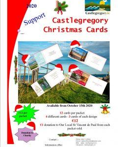 Castlegregory Christmas Cards