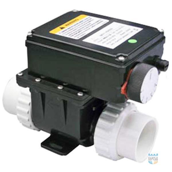 Lx H30-rs1 3kw Adjustable Temp Hot Tub Heater - Castle