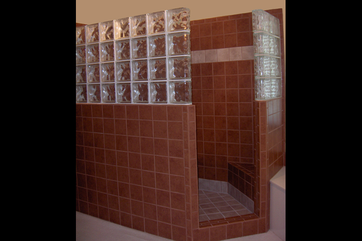 Building A Walk In Shower Pictures to Pin on Pinterest