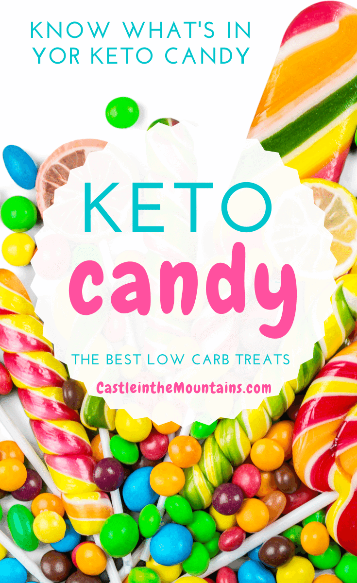 Keto Candy that won't blow your carb count for the day