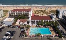 Castle In Sand Ocean City Md Oceanfront Hotel
