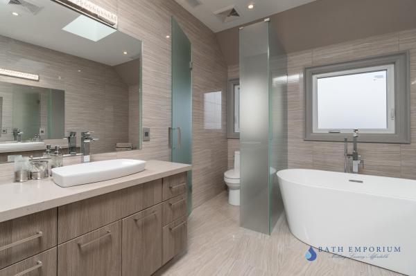 Bathroom Vanities - Castle Kitchens