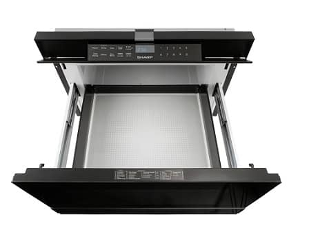 sharp smd2480csc 24 microwave drawer