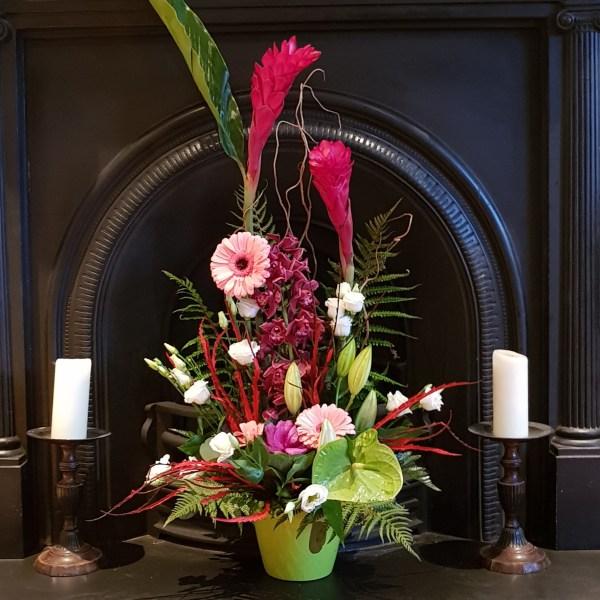 Valentines Day Flowers Catleknock Florist Dublin 15
