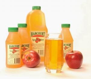 Castlemaine Dips Harcourt apple juice