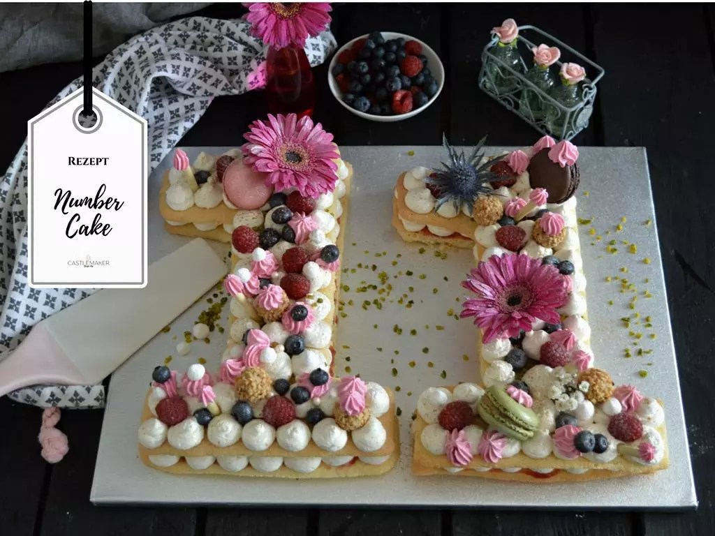 Einfache Kuchen Zum Selber Machen Einfache Baustellen Torte