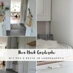 Castlemaker Ikea Hack Garderobe Mit Pax Und Besta Im Landhausstil Castlemaker