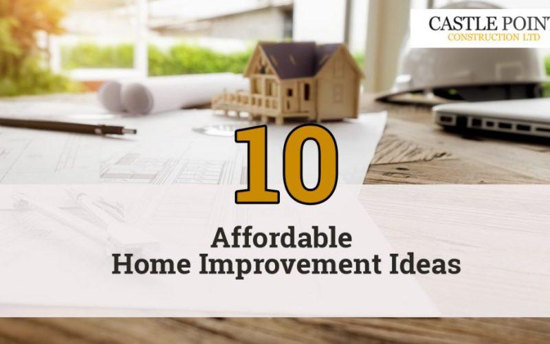 10 Affordable Home Improvement Ideas Tips Castle Poi