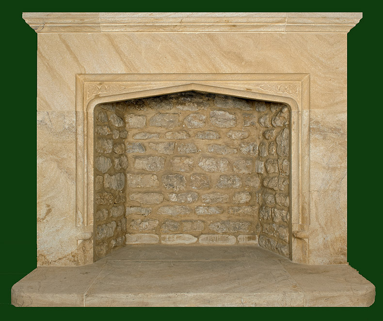 Moulded Fireplace Surrounds The Kings Hintock