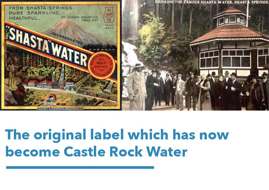 Castle Rock Water