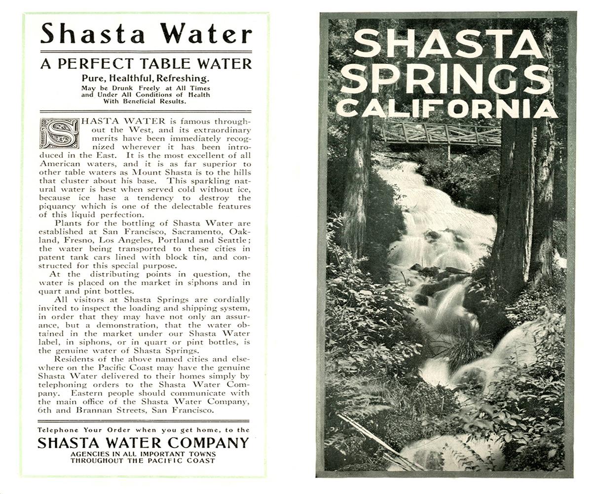 Mount Shasta Water