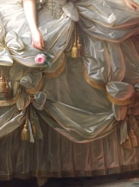 Marie Antoinette: Women and Window Treatments