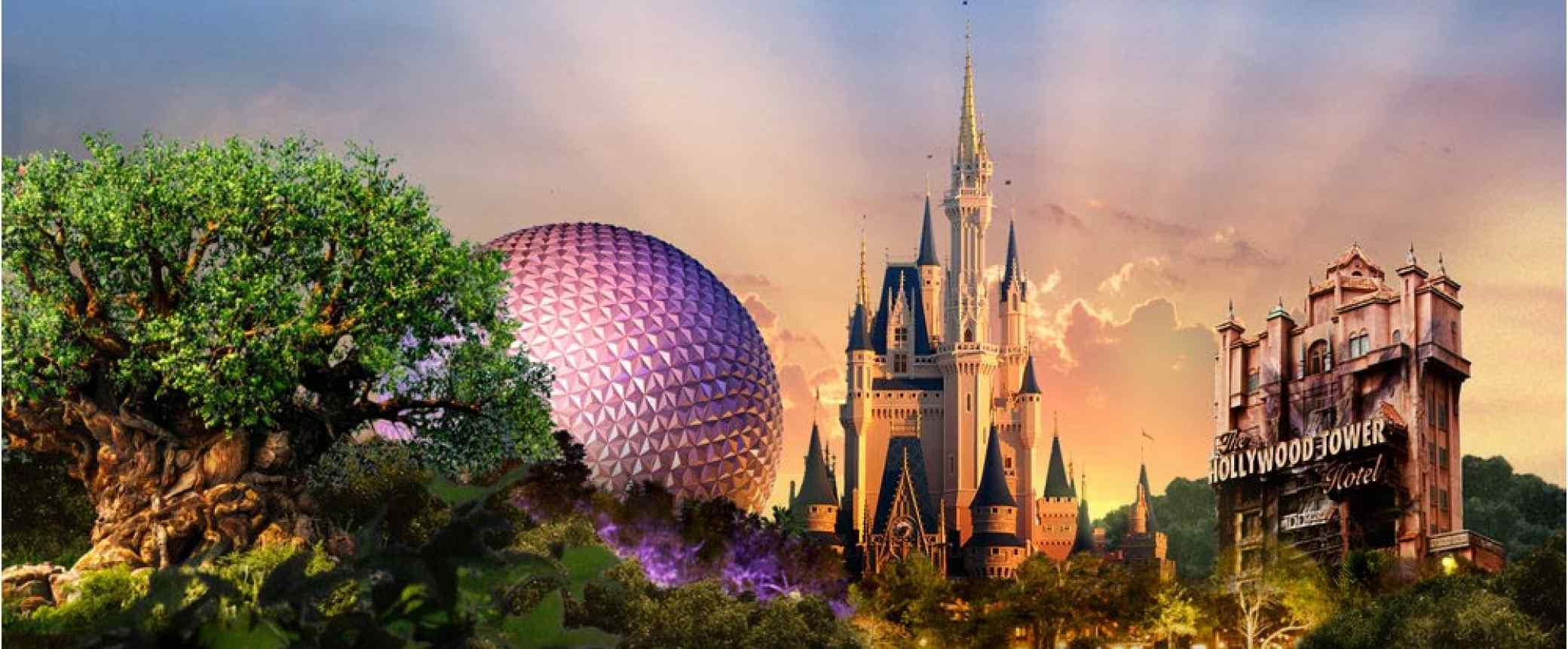 Walt Disney World Castles And Dreams Travel