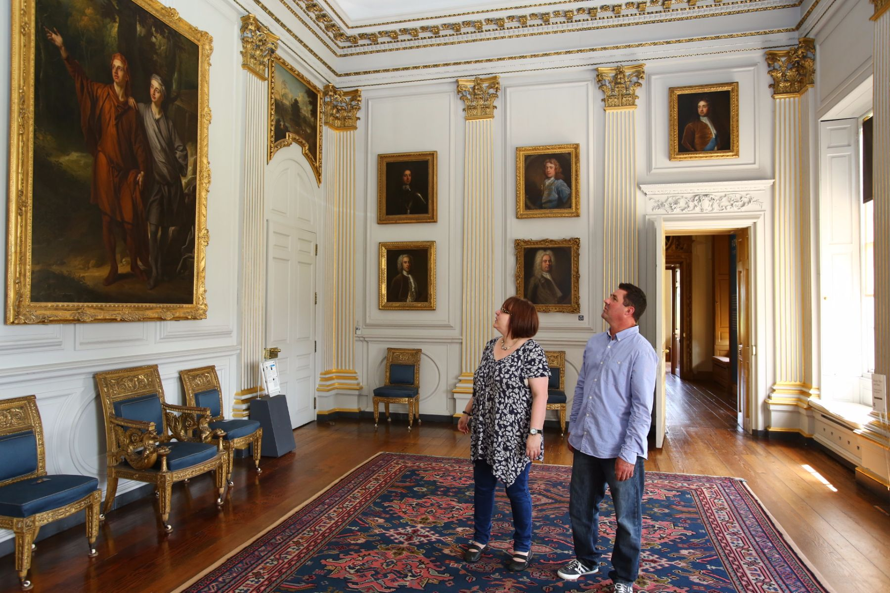 Beningbrough Hall Gallery And Gardens York North