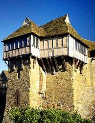 Peasant Medieval House Inside