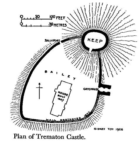 baikal izh 94: medieval castle blueprints floor plan