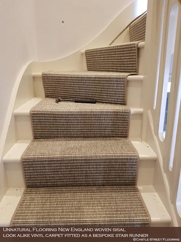Castle Street Flooring 18 Castle Street Canterbury Kent Ct1   Vinyl And Carpet Stairs   Thin   Indoor   Light   Low Pile   Laminate