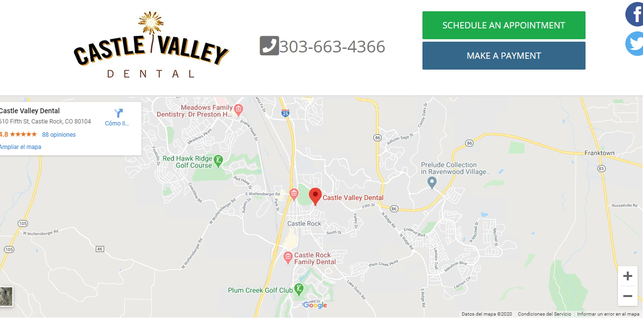 Contact Us at Castle Valley Dental