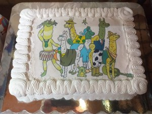 Llama Birthday Parties