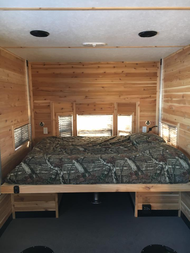 Standard Bunks Castle Winch Llc