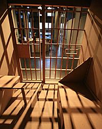 Blick aus der Holzzelle