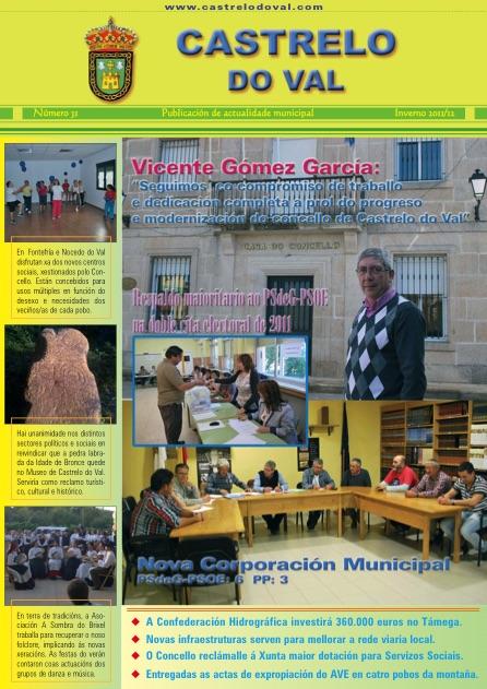 Boletín municipal nº31