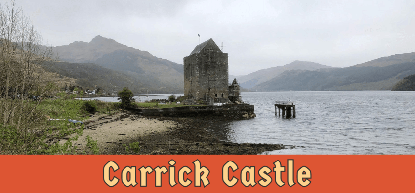 Carrick castle featured image