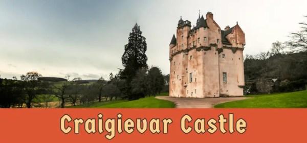 Craigievar Castle featured image