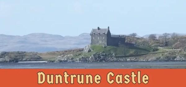 Featured image for Duntrune Castle