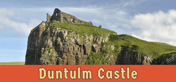 Featured image for Duntulm Castle