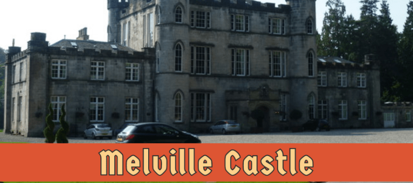 Featured image for Melville Castle