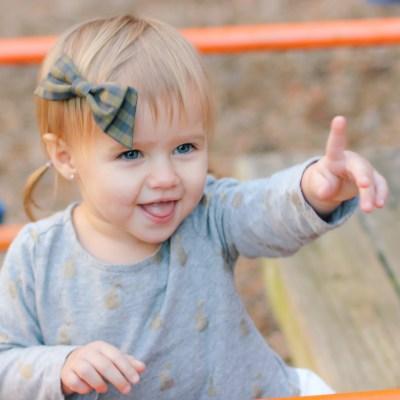 Maddie Grace: 19 Months