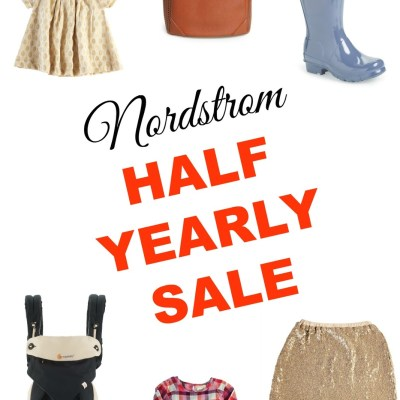 Nordstrom Half-Yearly Sale