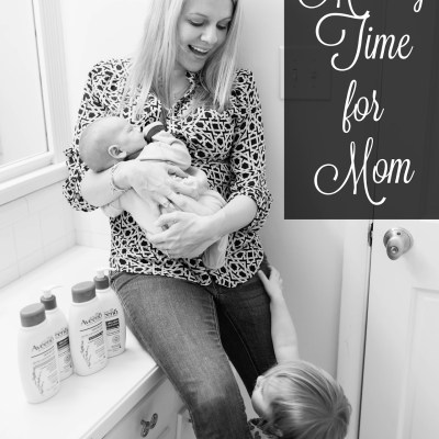 Making Time for Mom: 5 Minute Skincare Routine