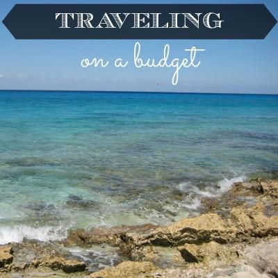 Tips and Tricks Thursdays//Budget Traveling