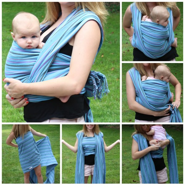 Babywearing 101: The Ultimate Hip Baby Wrap Review