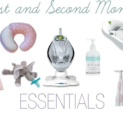 First and Second Month Essentials