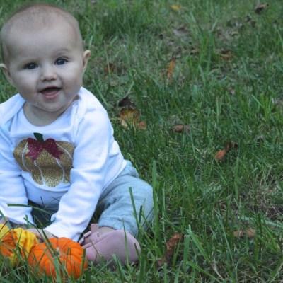 Maddie Grace: 6 Months (part 1)