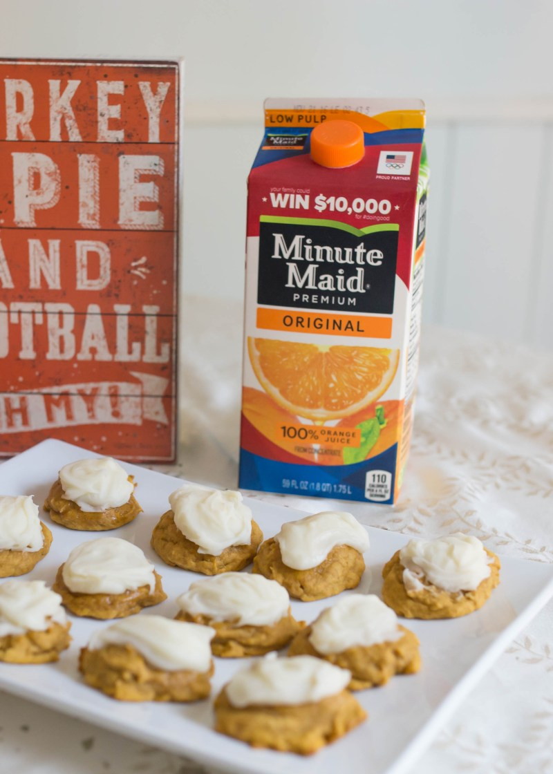 The most yummy pumpkin sugar cookie recipe