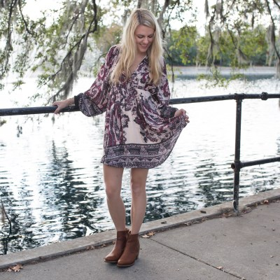 Transitioning to Winter with Frye Boots