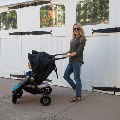 Strolling with Two: Baby Jogger City Mini GT Double Stroller