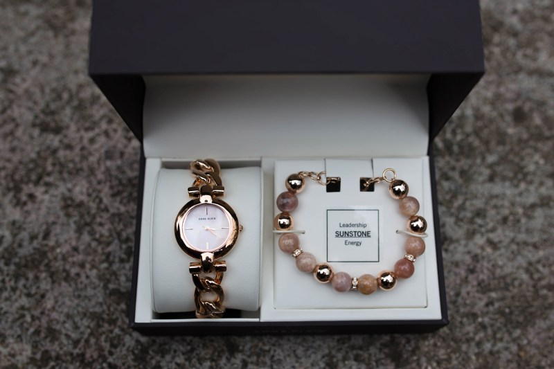 boxed anne klein set