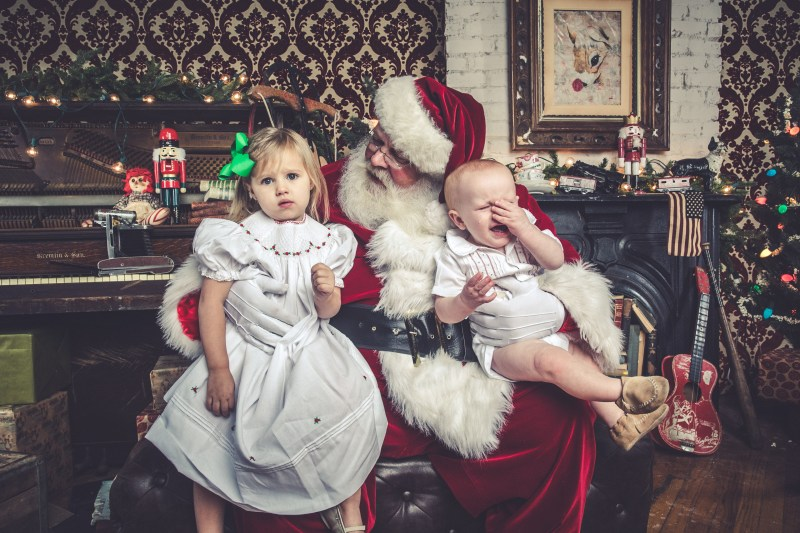 best ever Santa picture!