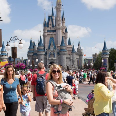 The Best Disney World Rides With a Baby (and a few tips)
