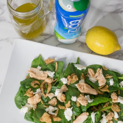 Delicious Lemon Coconut Water Vinaigrette Recipe