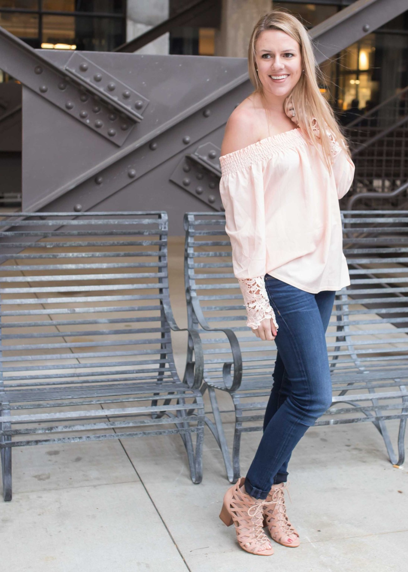 3 Ways to Style Spring Sandals with Marc Fisher Footwear by lifestyle blogger Casual Claire